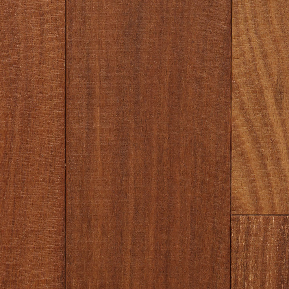 IndusParquet Solid Handscraped 5 1/2 Brazilian Chestnut Hardwood Flooring