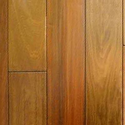 IndusParquet Solid Handscraped 5 1/2 Brazilian Walnut Hardwood Flooring