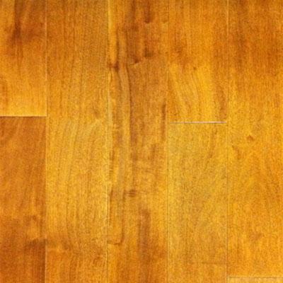 IndusParquet Coterie 5/8 x 3 1/2 Solid Golden Maple Hardwood Flooring