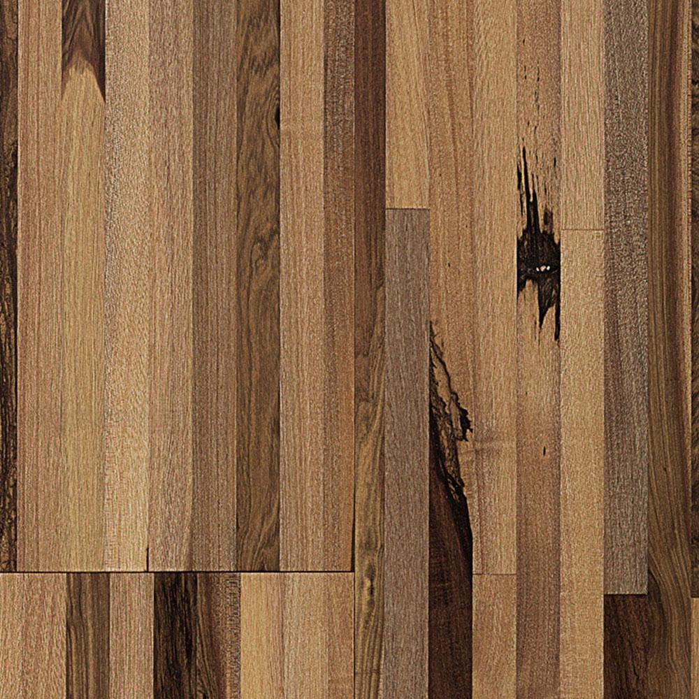 IndusParquet Coterie Mosaics - Lines Brazilian Pecan Hardwood Flooring