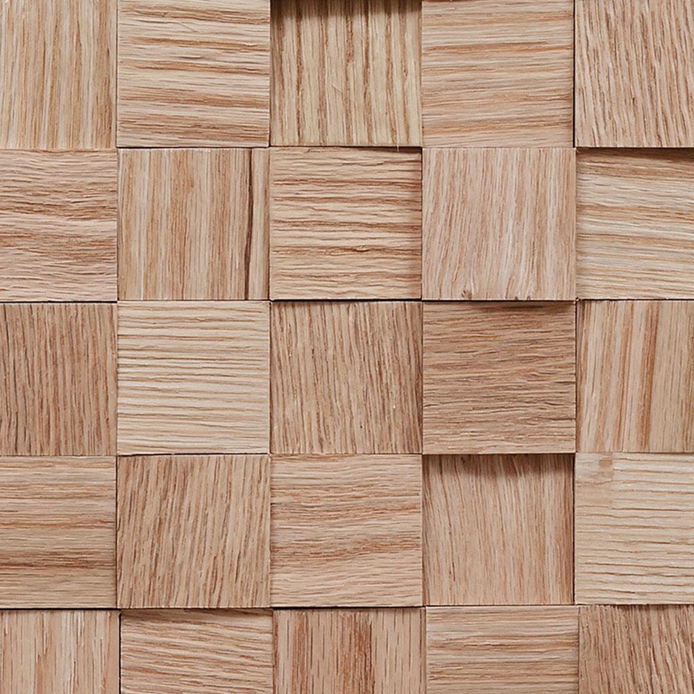 IndusParquet Coterie Sculptured Wall 1 3/4 x 1 3/4 Brazilian Oak Hardwood Flooring
