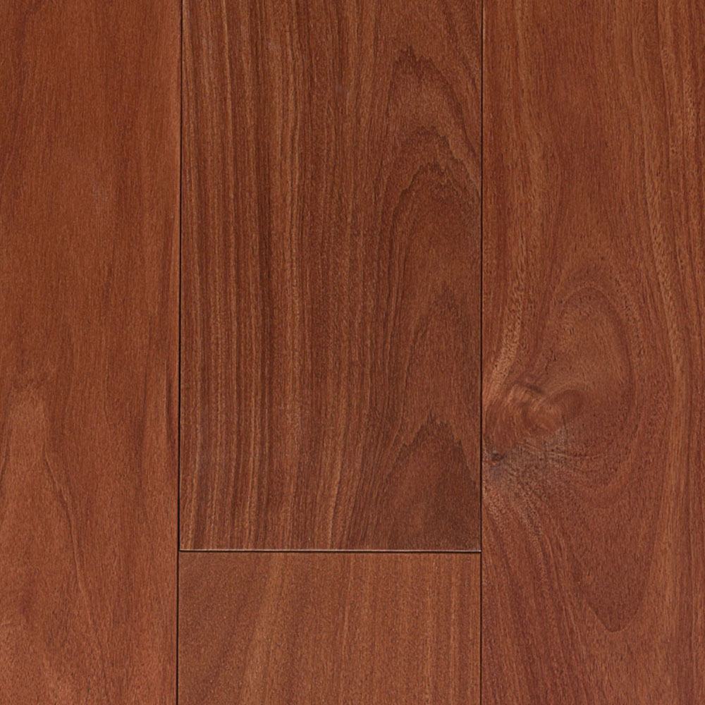 IndusParquet Engineered 5 Santos Mahogany Hardwood Flooring