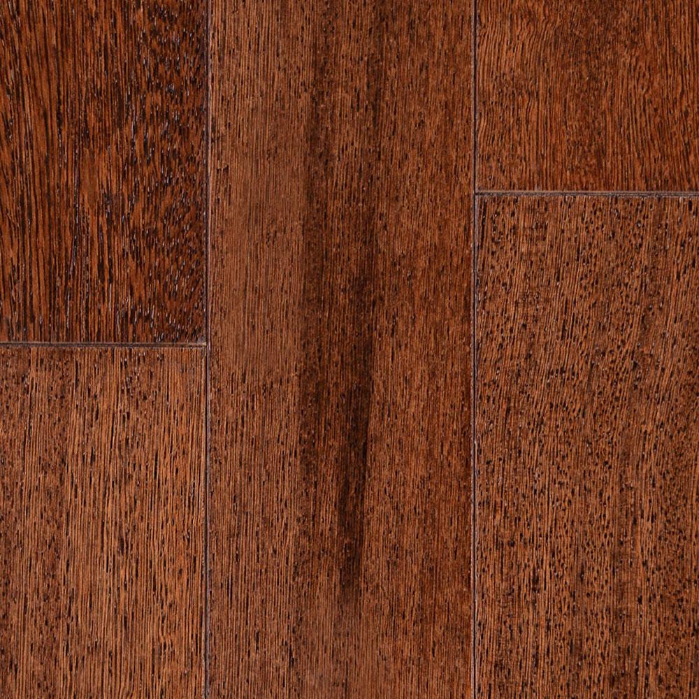 IndusParquet Solid Exotic 5/16 x 3 1/8 Brazilian Angelim Hardwood Flooring