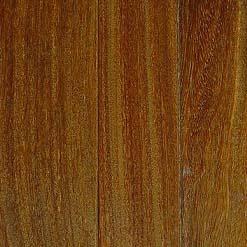IndusParquet Solid Exotic 5/16 x 3 1/8 Brazilian Teak Hardwood Flooring