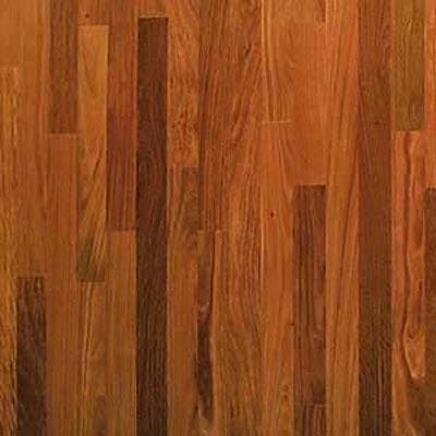 IndusParquet Solid Exotic 5/16 x 3 1/8 Santos Mahogany Hardwood Flooring