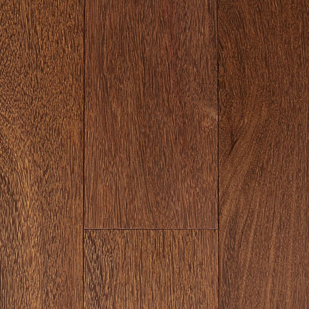 IndusParquet Solid Exotic 5/16 x 3 1/8 Brazilian Chestnut Hardwood Flooring