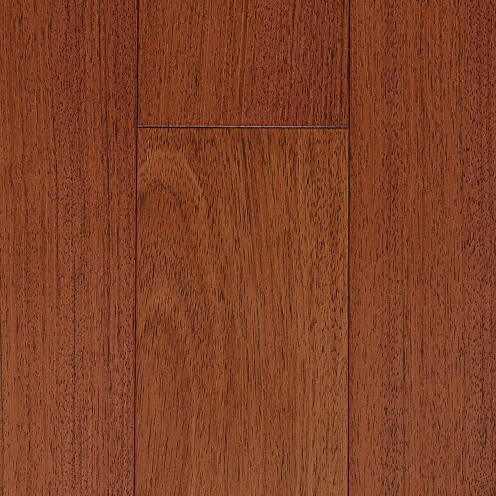 IndusParquet Solid Exotic 3/4 x 3 Brazilian Cherry Hardwood Flooring