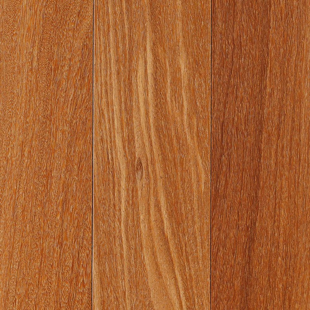 IndusParquet Solid Exotic 3/4 x 3 Brazilian Teak Hardwood Flooring