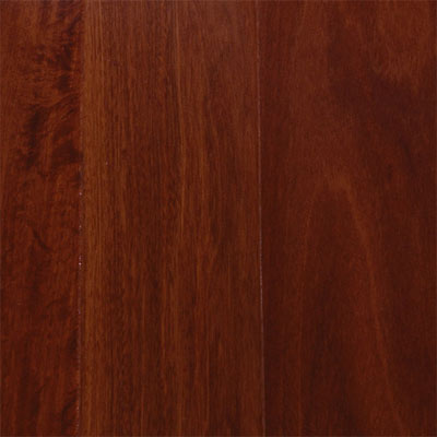 IndusParquet Solid Exotic 3/4 x 5 1/2 Santos Mahogany Hardwood Flooring