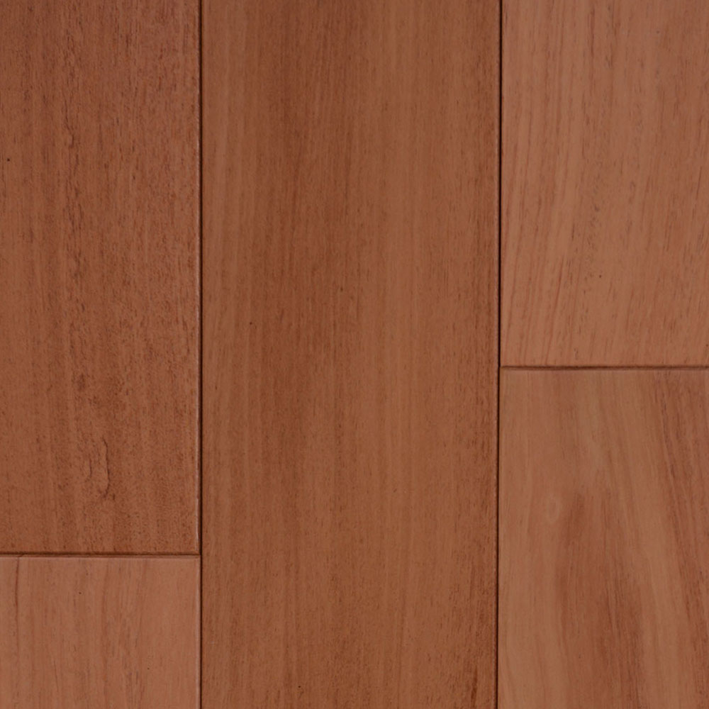 IndusParquet Solid Exotic 3/4 x 3 Brazilian Rosewood Hardwood Flooring