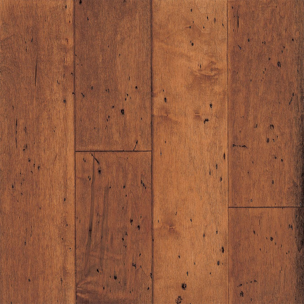 Bruce American Originals Lock & Fold Maple 5 Grand Canyon (Sample) Hardwood Flooring
