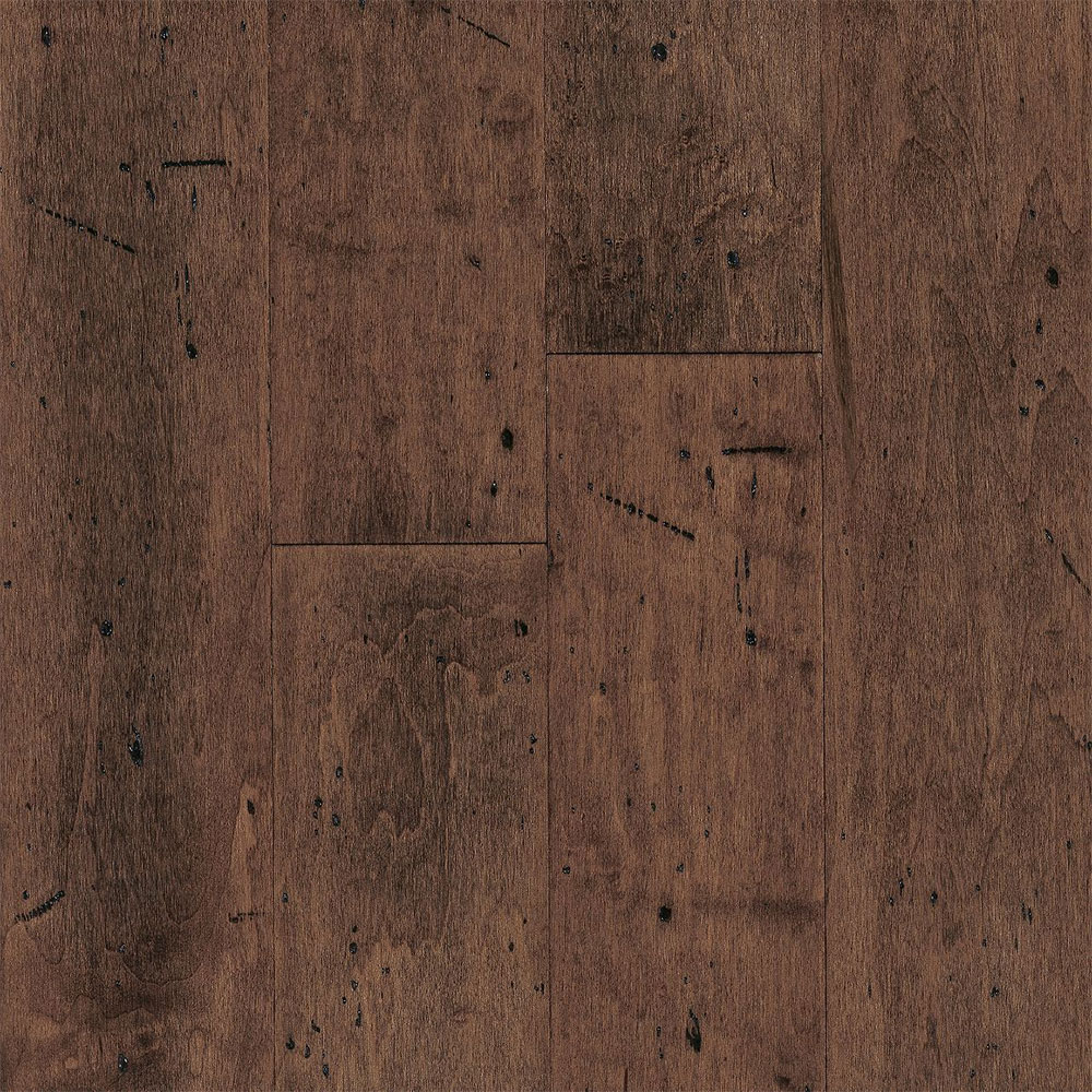 Bruce American Originals Lock & Fold Maple 5 Liberty Brown (Sample) Hardwood Flooring