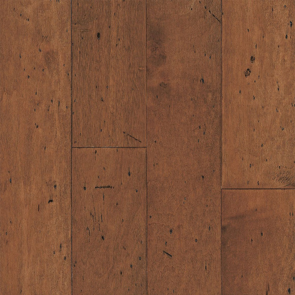 Bruce American Originals Lock & Fold Maple 5 Ponderosa (Sample) Hardwood Flooring