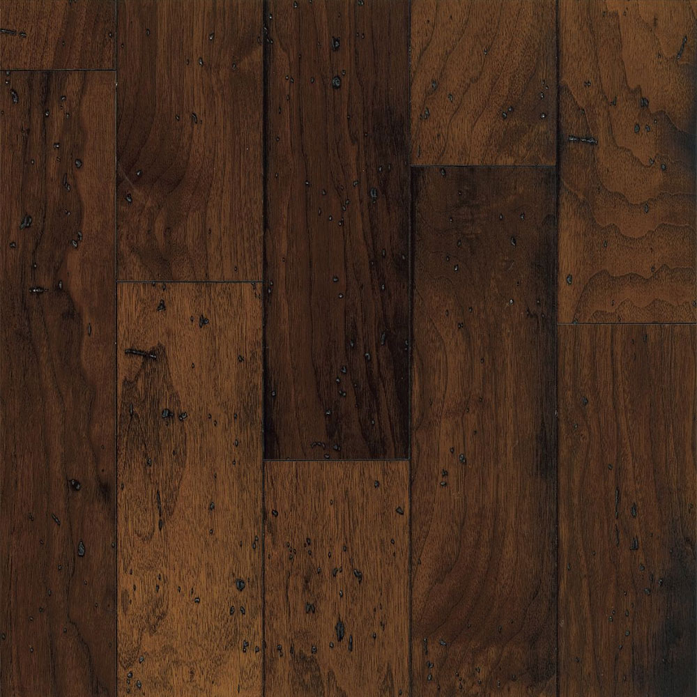 Bruce American Vintage Lock & Fold 5 Mesa Brown (Sample) Hardwood Flooring