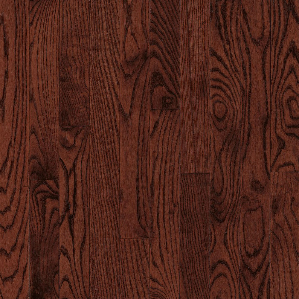 Bruce Bristol Plank 3 1/4 Cherry (Sample) Hardwood Flooring