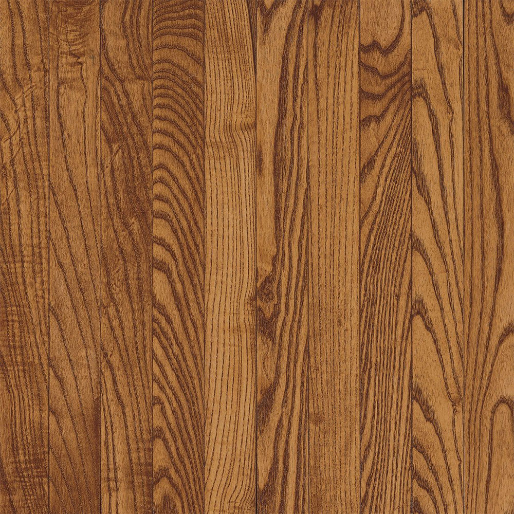 Bruce Bristol Strip 2 1/4 Gunstock (Sample) Hardwood Flooring
