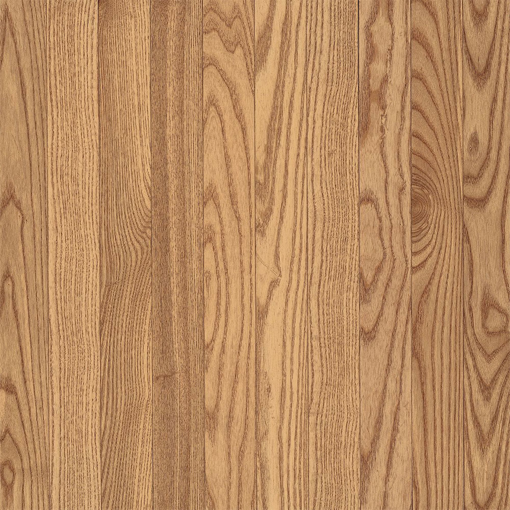 Bruce Bristol Strip 2 1/4 Natural (Sample) Hardwood Flooring