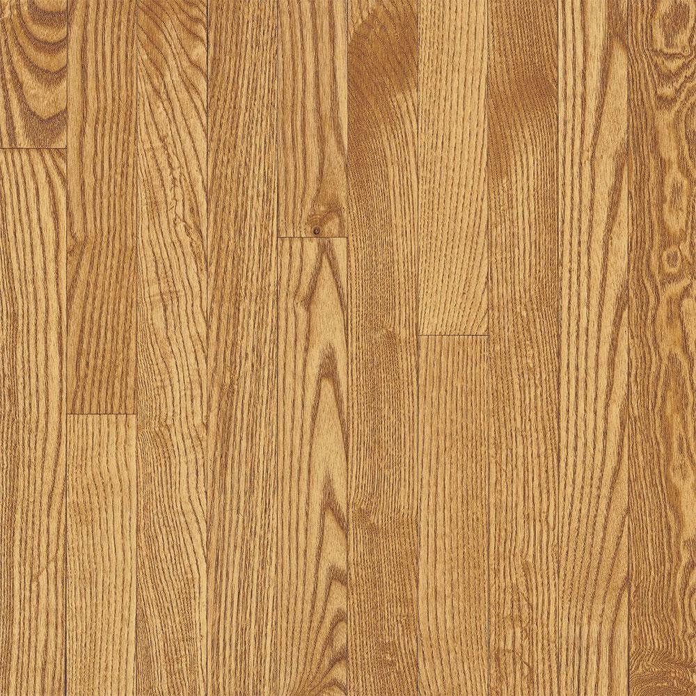 Bruce Bristol Strip 2 1/4 SeaShell (Sample) Hardwood Flooring