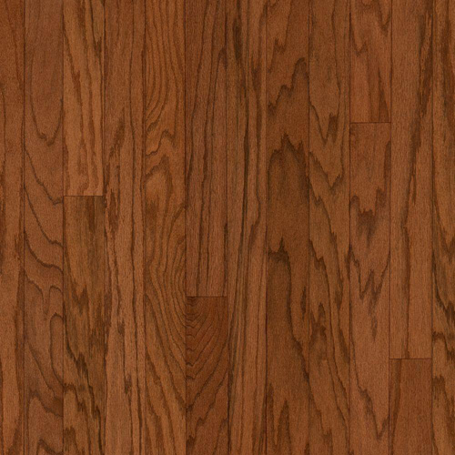 Bruce Colony Oak Engineered 3 Gunstock (Sample) Hardwood Flooring
