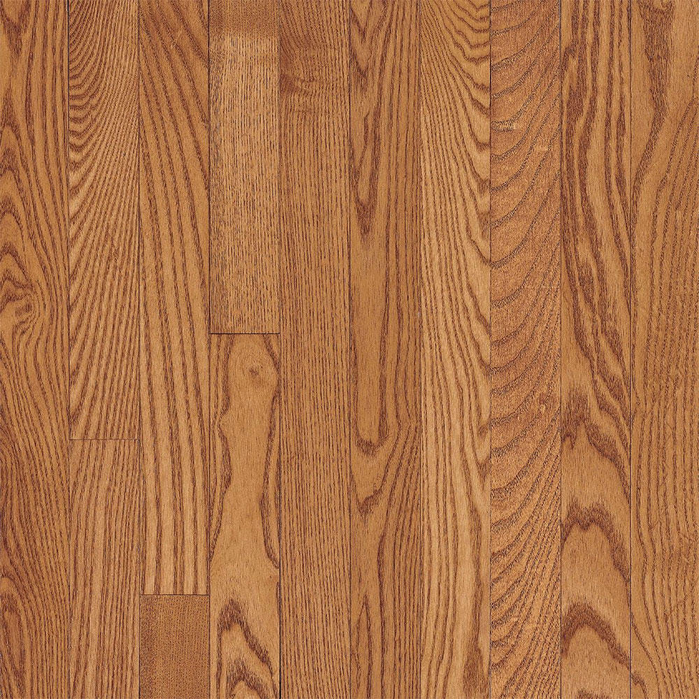 Bruce Dundee Strip 2 1/4 Butterscotch (Sample) Hardwood Flooring