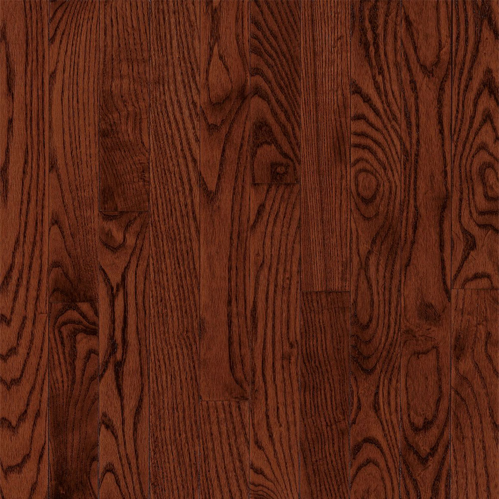 Bruce Dundee Strip 2 1/4 Cherry (Sample) Hardwood Flooring