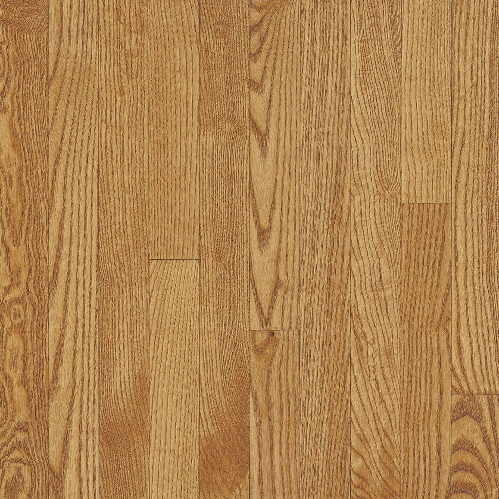 Bruce Dundee Strip 2 1/4 Dune (Sample) Hardwood Flooring