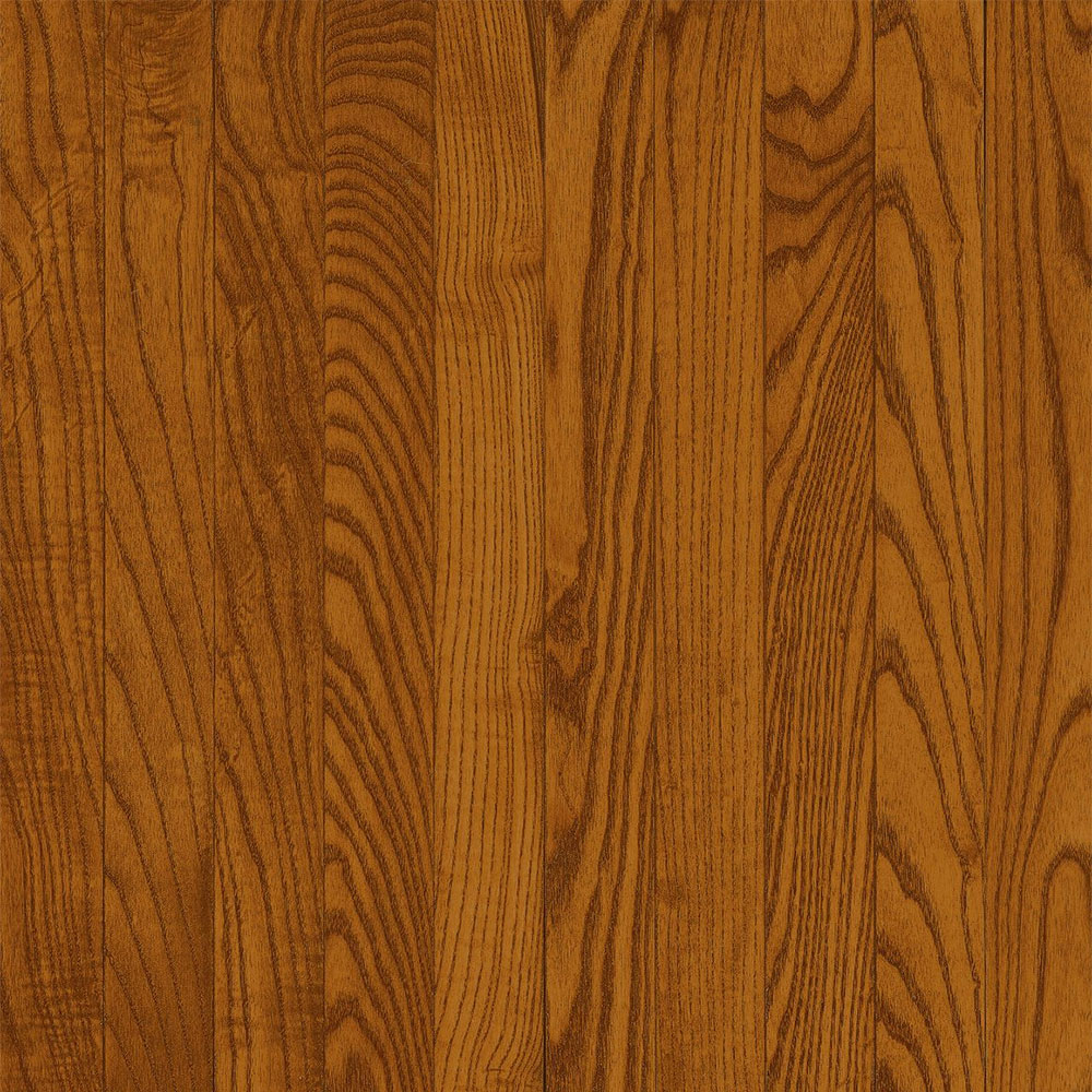 Bruce Dundee Strip 2 1/4 Gunstock (Sample) Hardwood Flooring