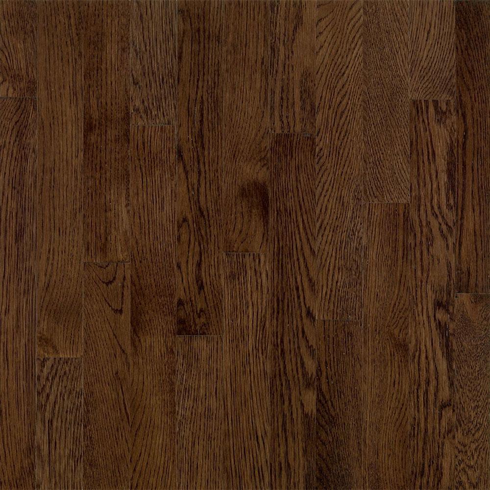 Bruce Dundee Strip 2 1/4 Mocha (Sample) Hardwood Flooring