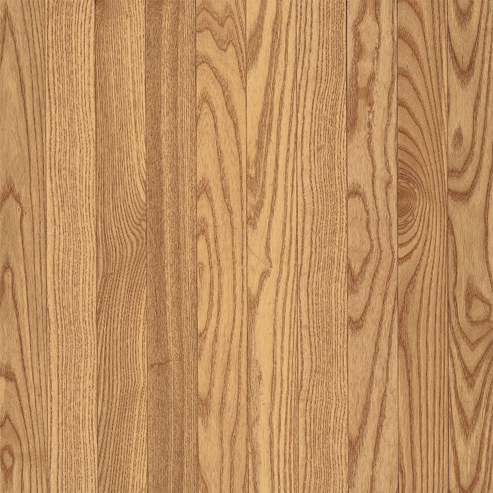 Bruce Dundee Strip 2 1/4 Natural (Sample) Hardwood Flooring