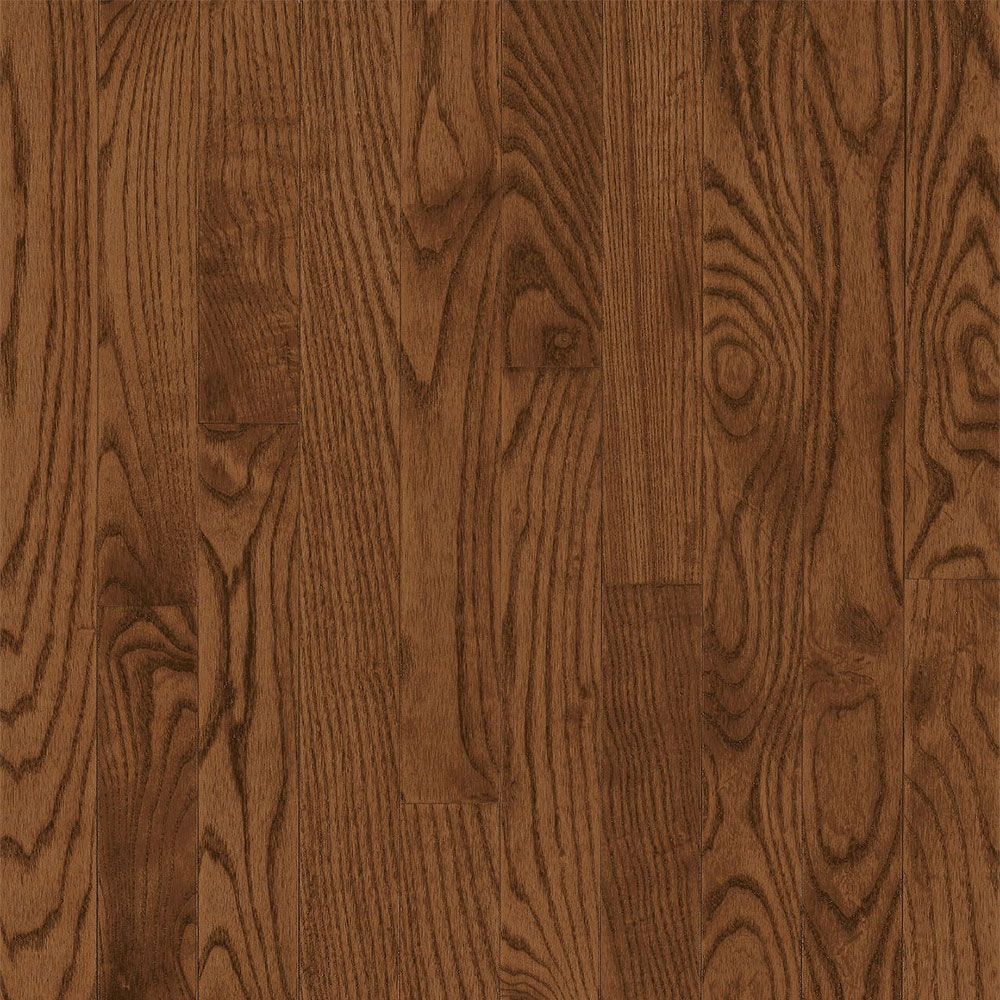 Bruce Dundee Strip 2 1/4 Saddle (Sample) Hardwood Flooring