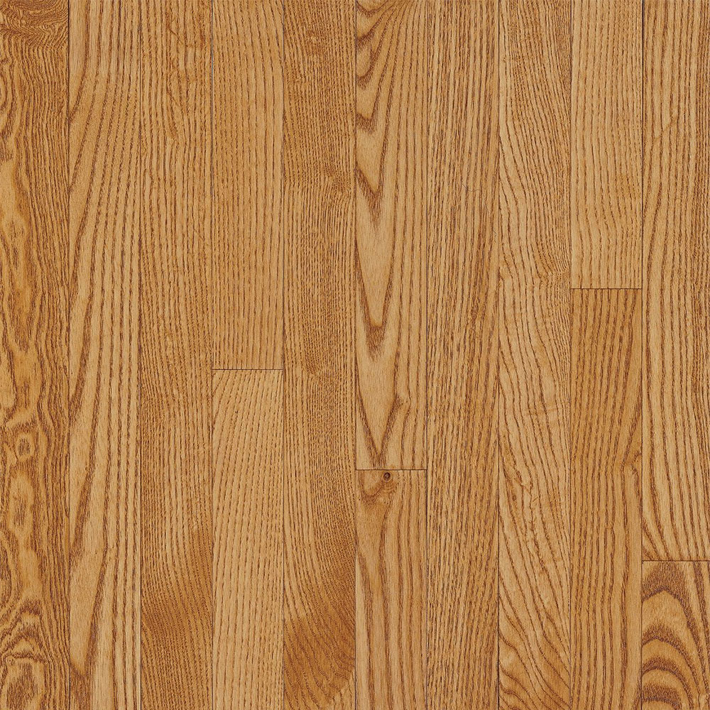 Bruce Dundee Strip 2 1/4 Spice (Sample) Hardwood Flooring