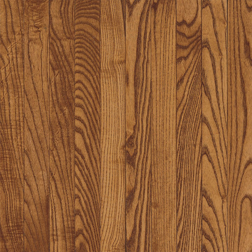 Bruce Eddington Strip 2 1/4 Gunstock (Sample) Hardwood Flooring