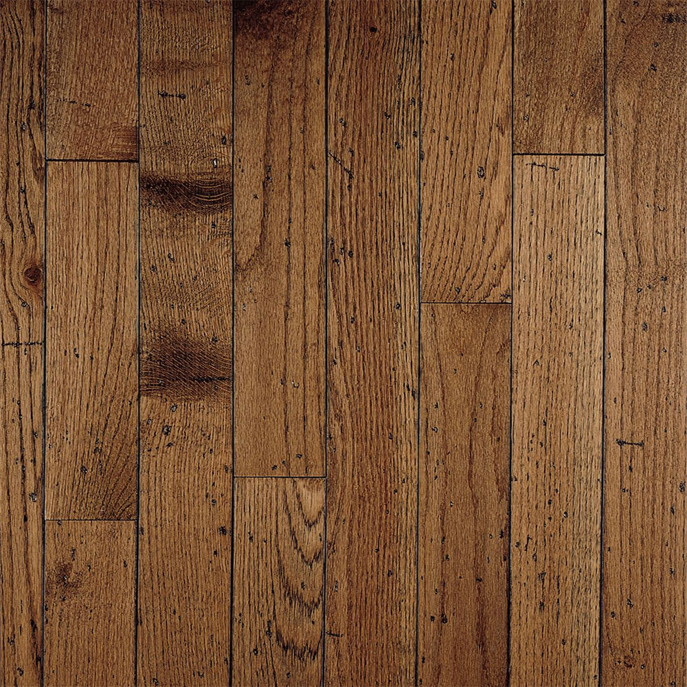 Bruce Ellington Plank 3 1/4 Antique (Sample) Hardwood Flooring