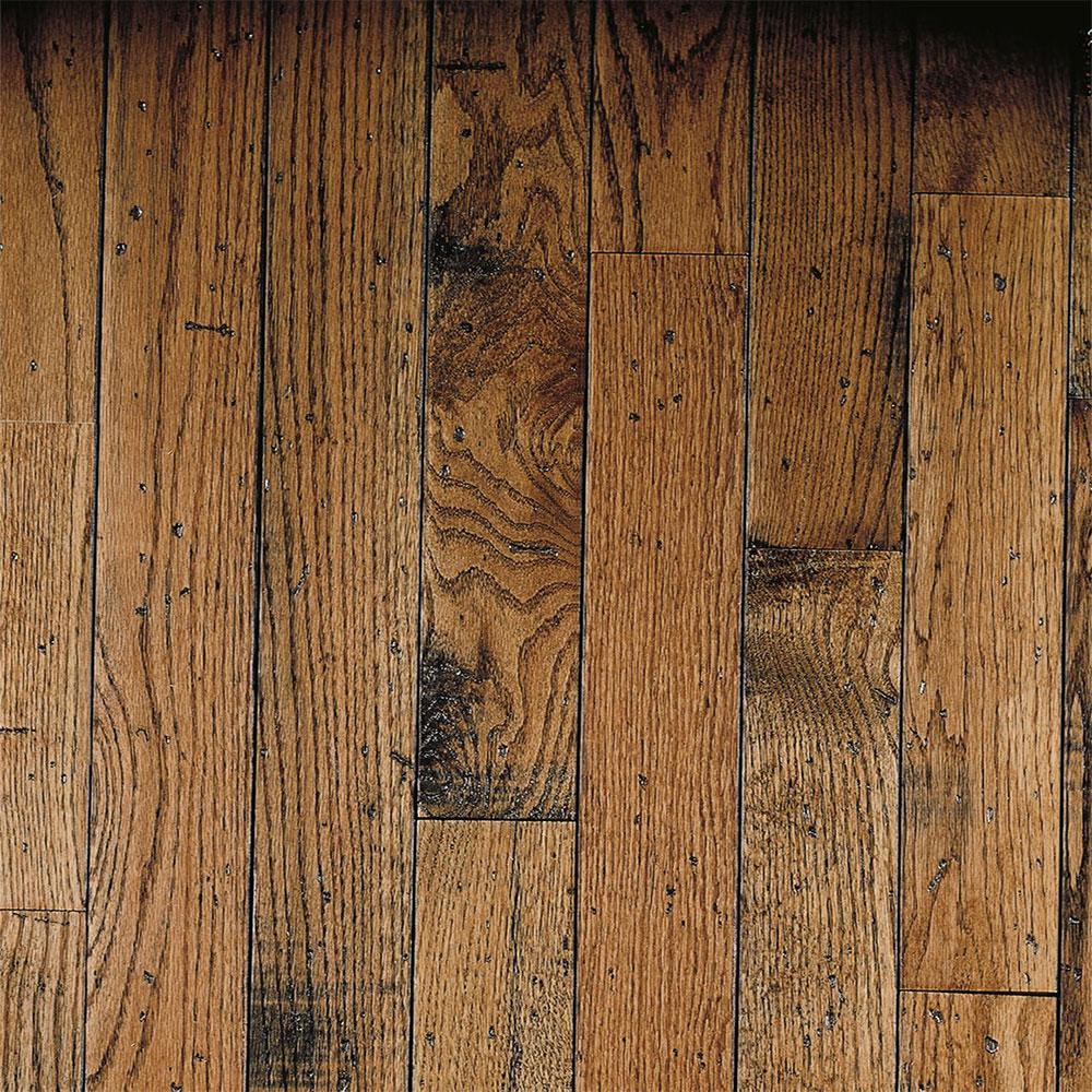 Bruce Ellington Plank 3 1/4 Honey (Sample) Hardwood Flooring