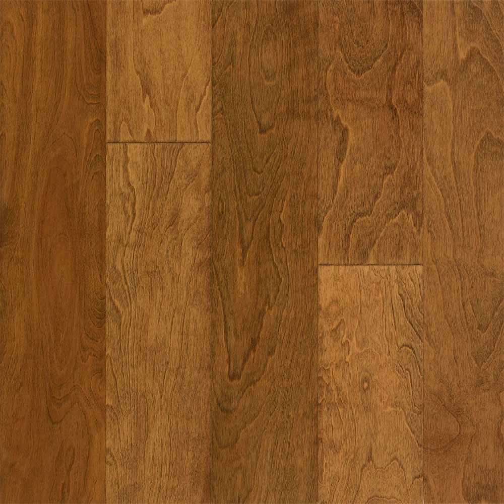 Bruce Frontier Birch Golden Blonde (Sample) Hardwood Flooring