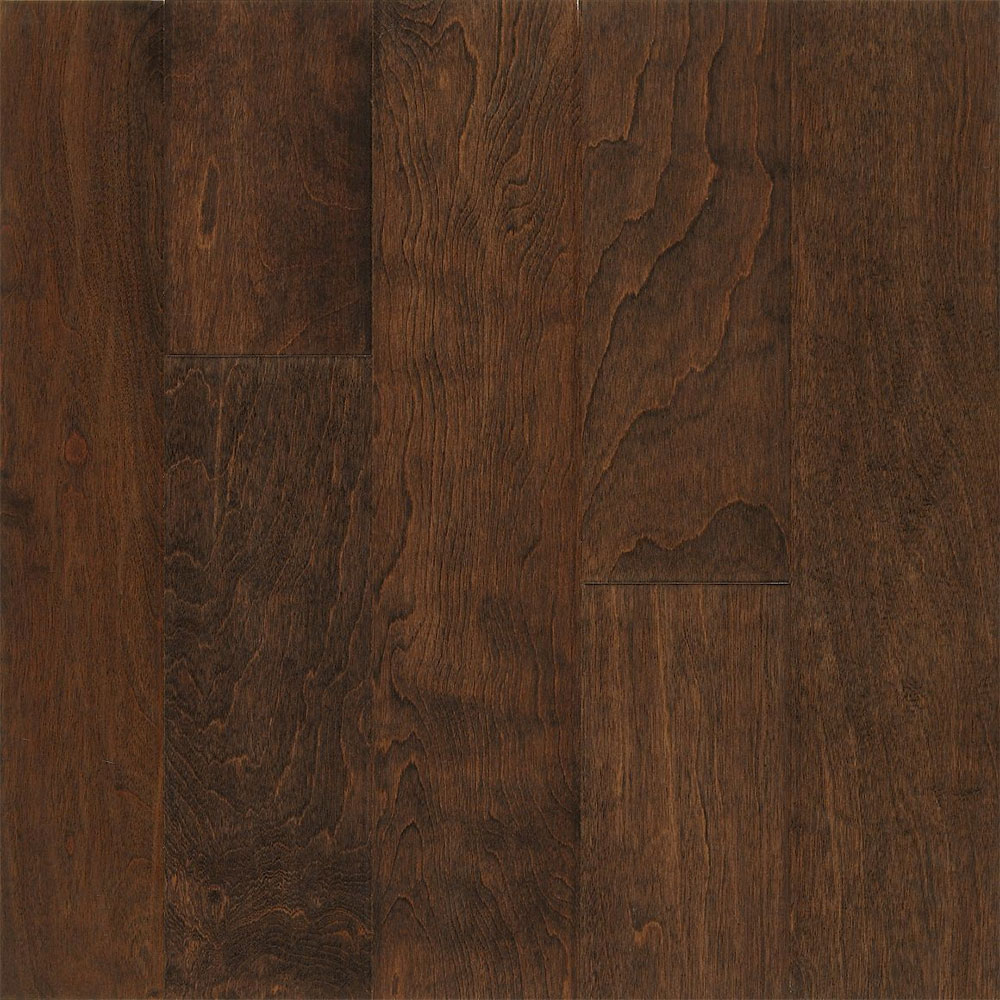 Bruce Frontier Birch Vanilla Stick (Sample) Hardwood Flooring