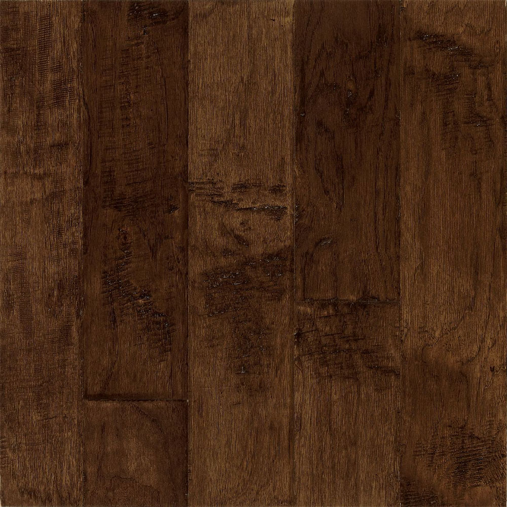 Bruce Frontier Hickory Bison (Sample) Hardwood Flooring