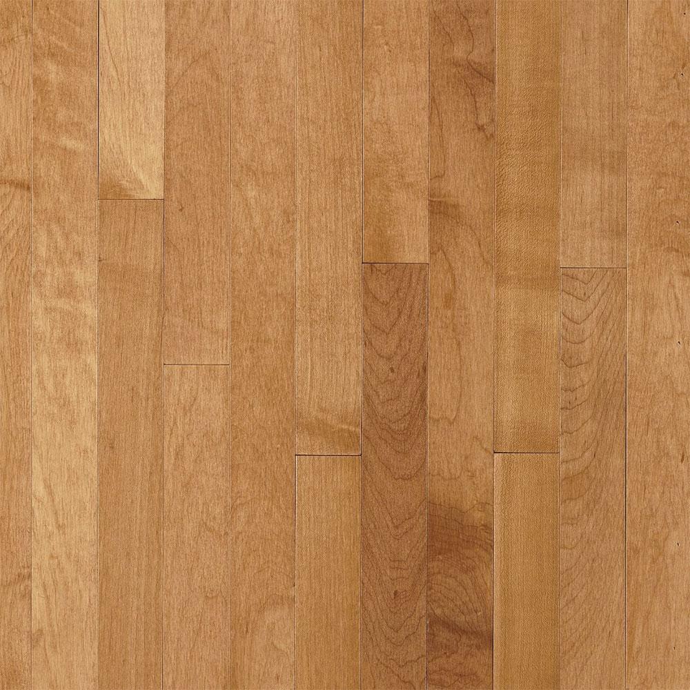 Bruce Kennedale Prestige Plank 3 1/4 Caramel (Sample) Hardwood Flooring
