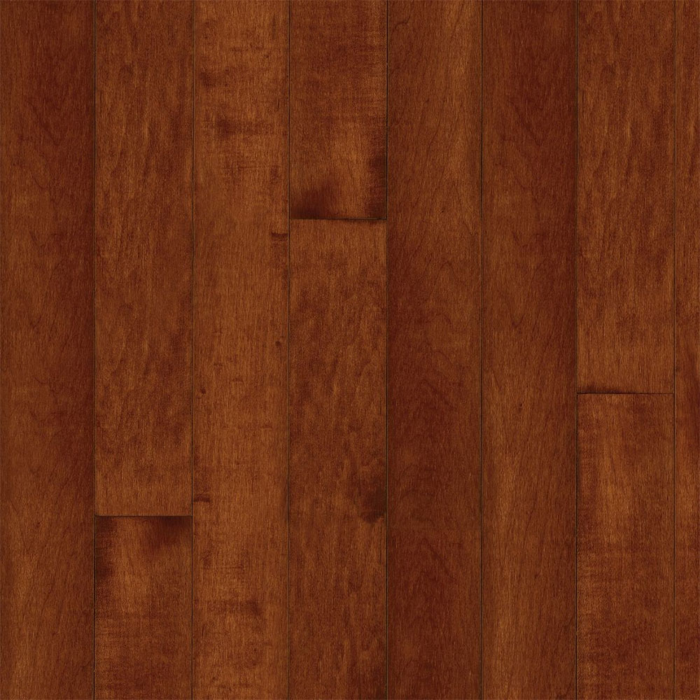 Bruce Kennedale Prestige Wide Plank 5 Cherry (Sample) Hardwood Flooring