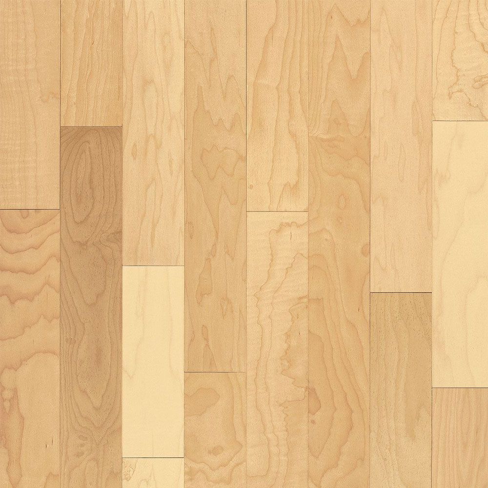 Bruce Kennedale Prestige Wide Plank 5 Natural (Sample) Hardwood Flooring