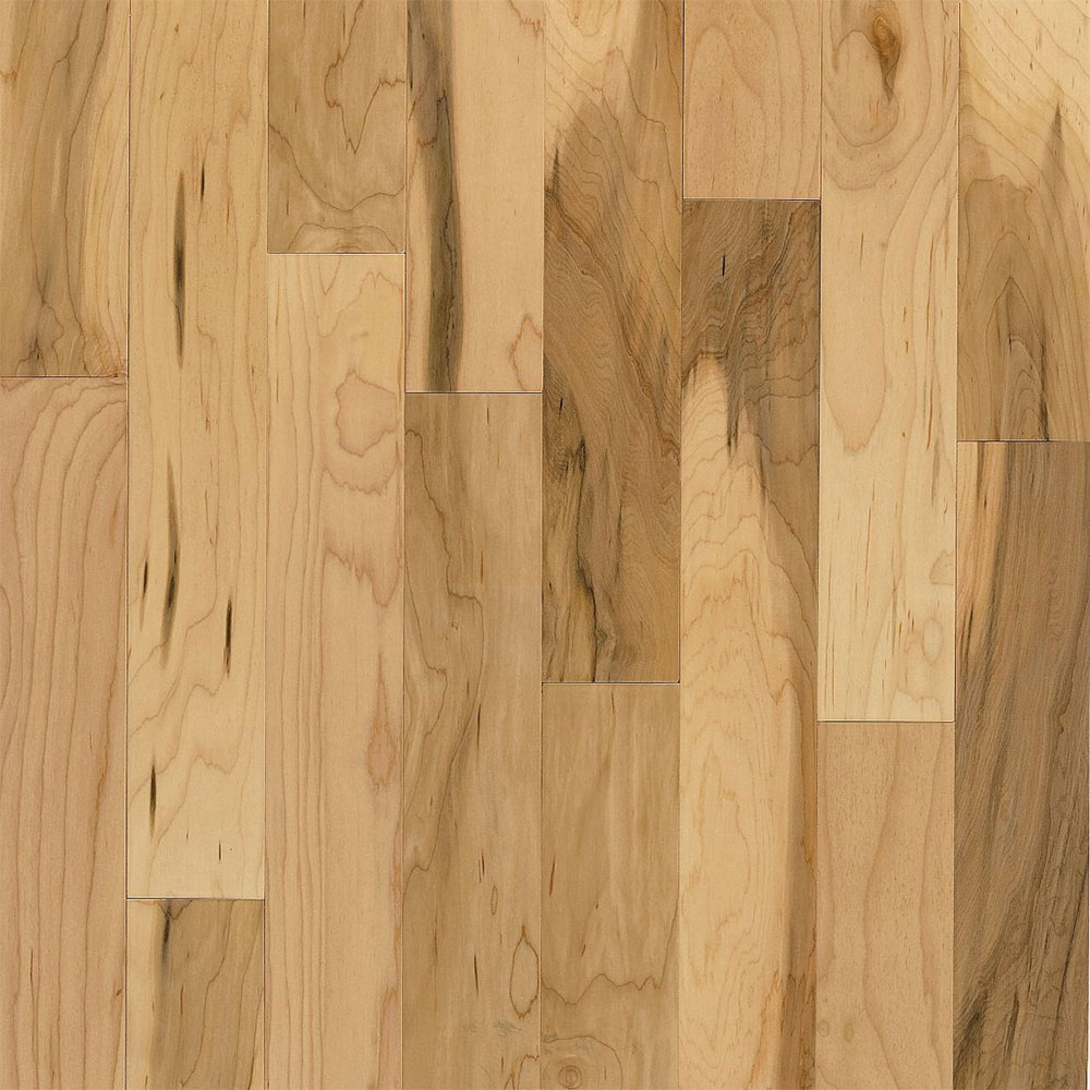 Bruce Kennedale Strip 2 1/4 Country Natural (Sample) Hardwood Flooring