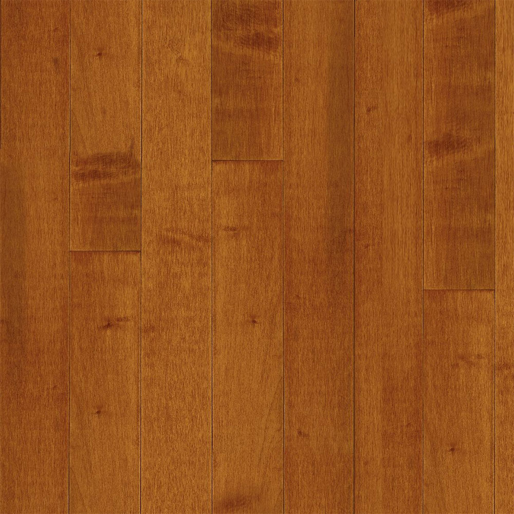 Bruce Kennedale Strip 2 1/4 Cinnamon (Sample) Hardwood Flooring
