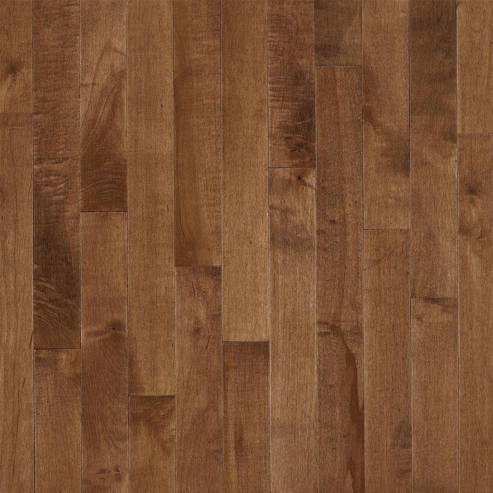 Bruce Kennedale Strip 2 1/4 Hazelnut (Sample) Hardwood Flooring