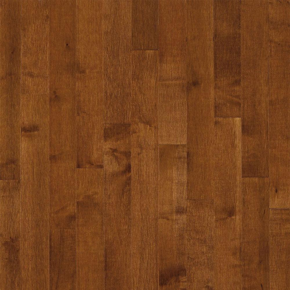 Bruce Kennedale Strip 2 1/4 Sumatra (Sample) Hardwood Flooring