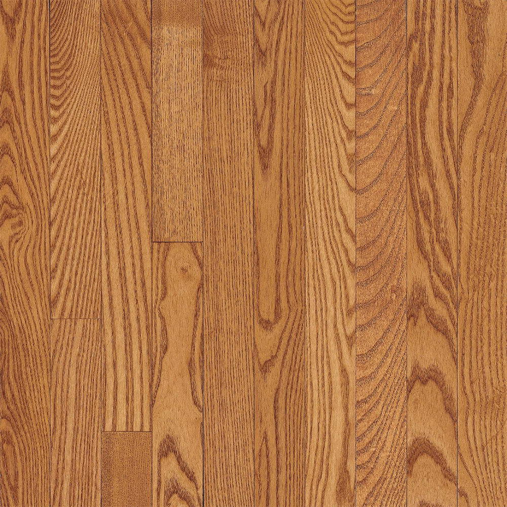 Bruce Manchester Strip 2 1/4 Butterscotch (Sample) Hardwood Flooring