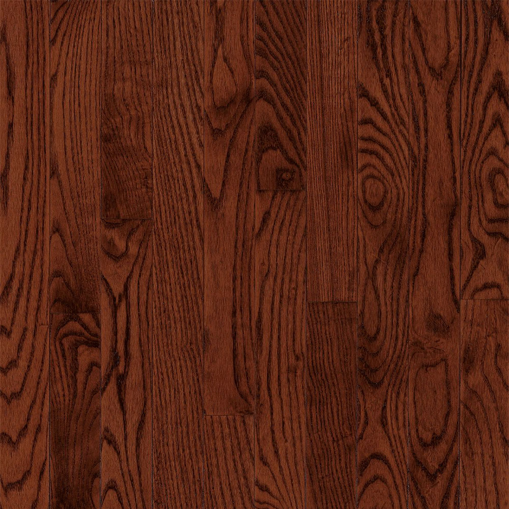 Bruce Manchester Strip 2 1/4 Cherry (Sample) Hardwood Flooring