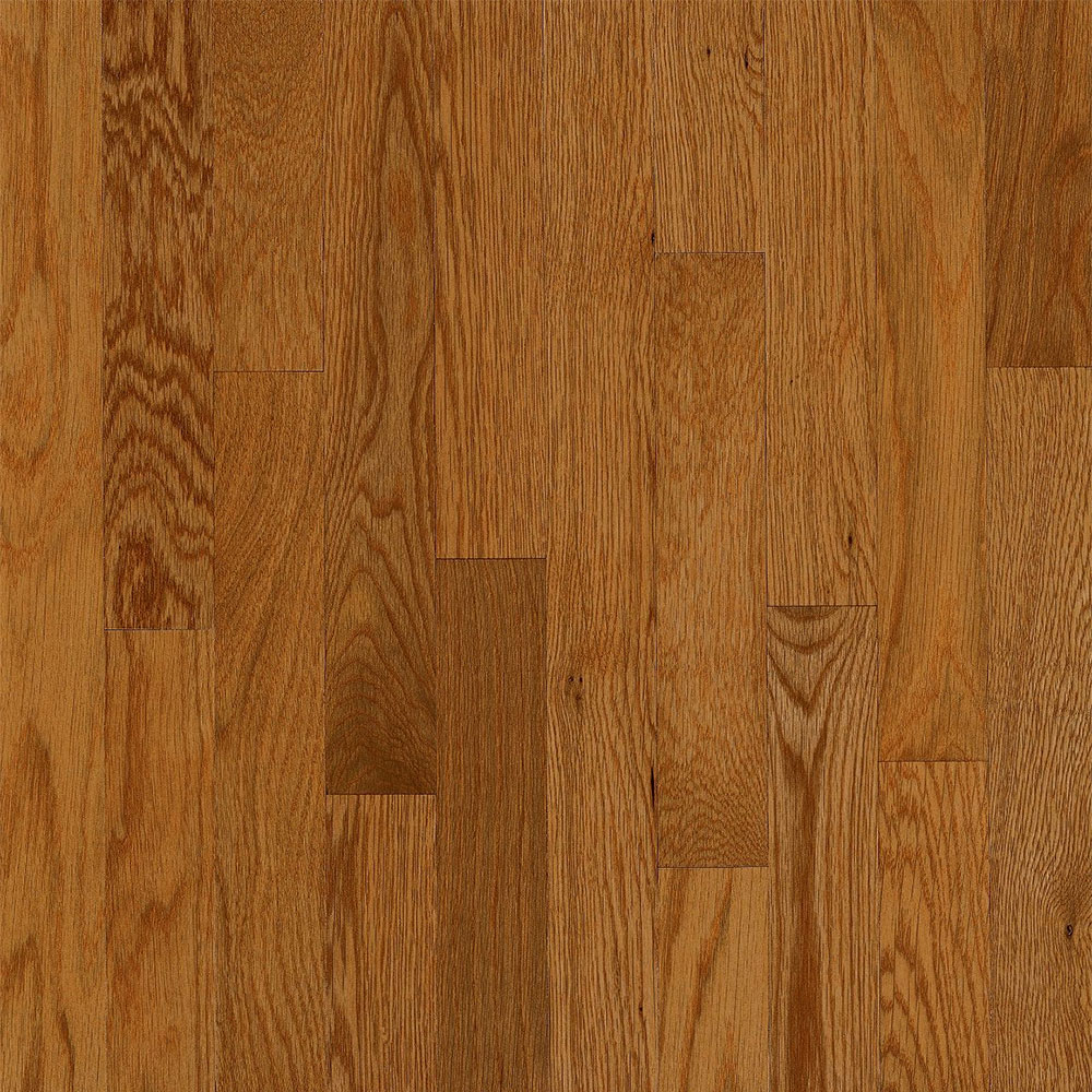 Bruce Manchester Strip 2 1/4 Gunstock (Sample) Hardwood Flooring