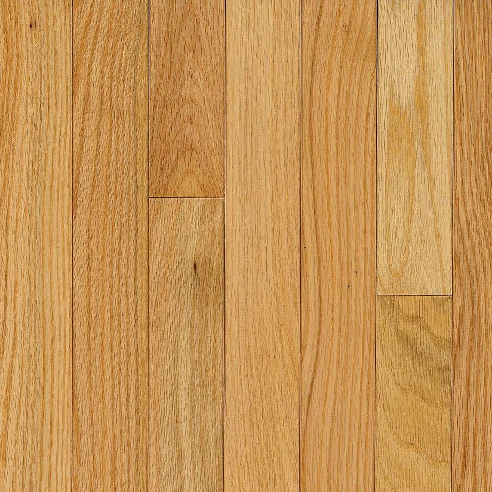 Bruce Manchester Strip 2 1/4 Natural (Sample) Hardwood Flooring