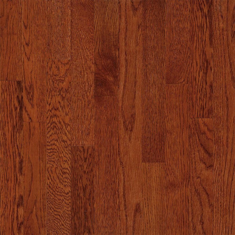 Bruce Natural Choice Strip Oak 2 1/4 - Low Gloss Amber (Sample) Hardwood Flooring