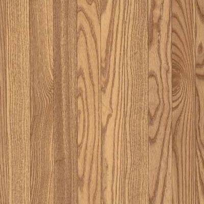 Bruce Natural Choice Strip Ash 2 1/4 Lt. Ash Natural (Sample) Hardwood Flooring